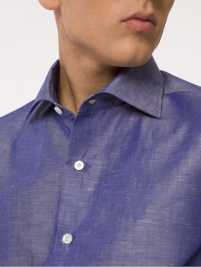 Four Season - cotton & linen shirt