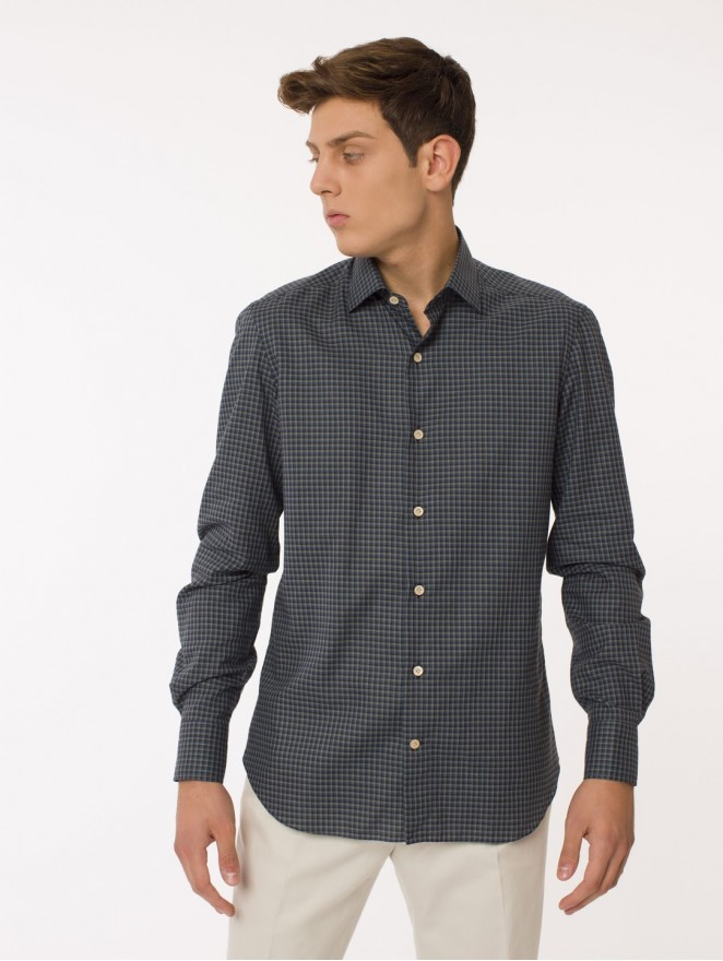North Dakota - soft cotton shirt