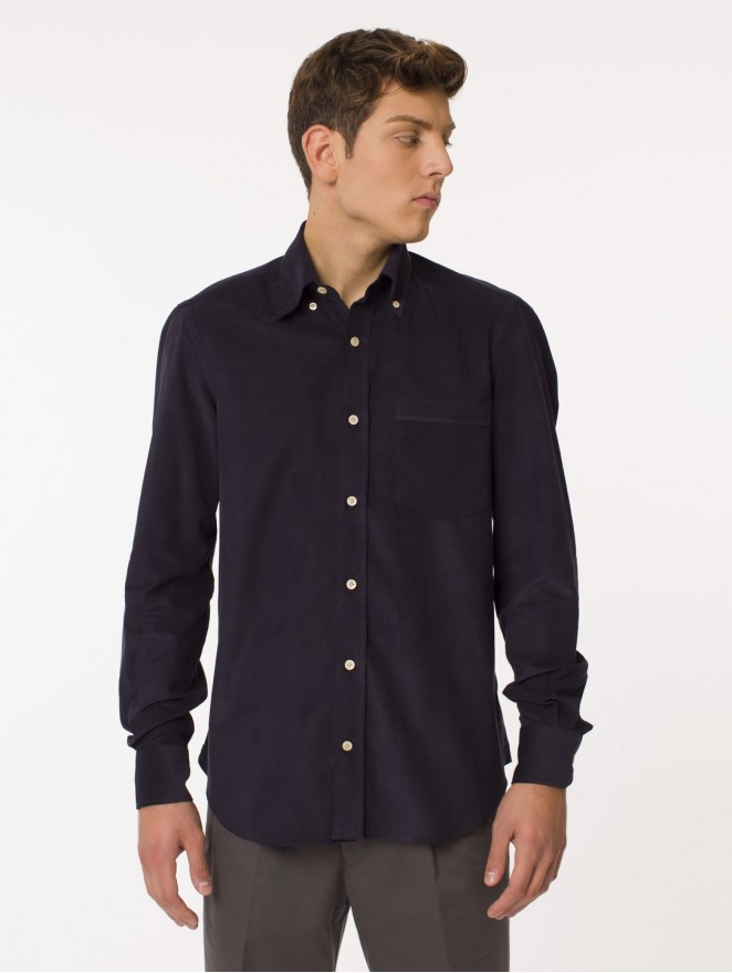 Sunday - needlecord shirt