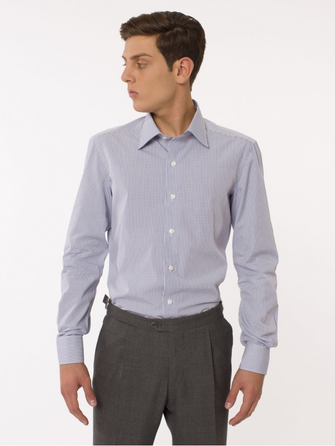 Friday -  120/2 Super fine cotton shirt