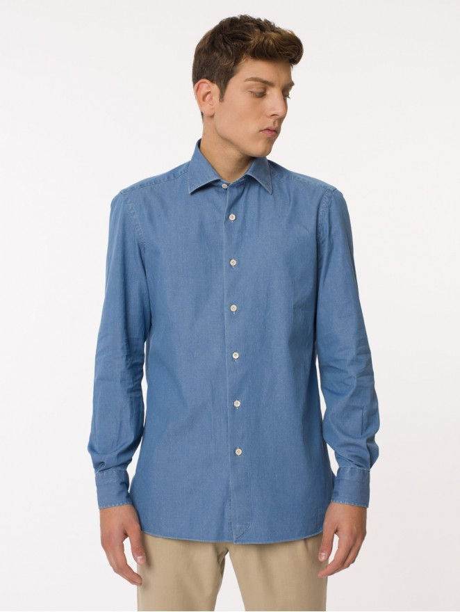 Vittoria - Denim shirt